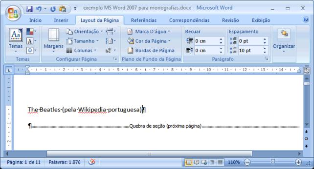 word-quebra-secao-pagina-2