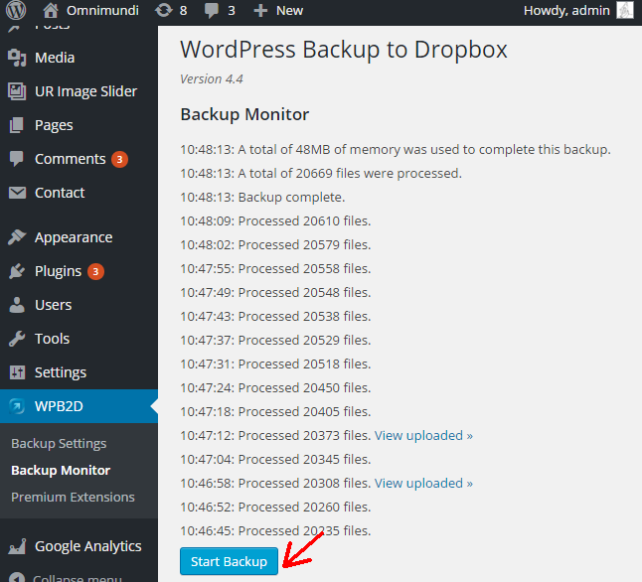wp-backup-to-dropobox-8