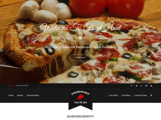 food-hunt-wordpress